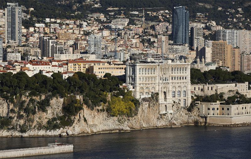 Museo-Oceanografico-Principato-di-Monaco